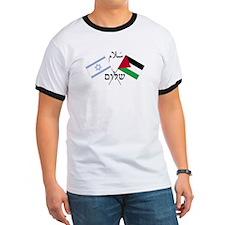 Peace Israel & Palestine T