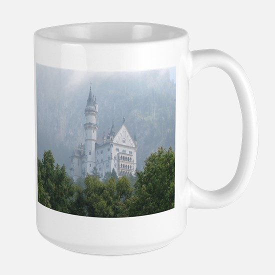 Neuschwanstein Castle Large Mug