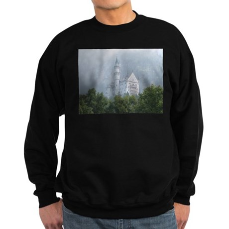 Neuschwanstein Castle Sweatshirt (dark)