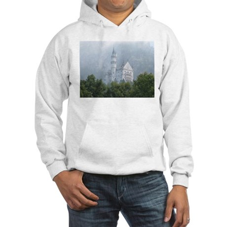 Neuschwanstein Castle Hooded Sweatshirt