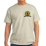 You Hug 'Em - We Cut 'Em Light T-Shirt