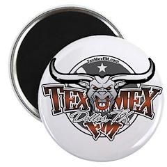 "TexMex FM Dallas Gear 2.25"" Magnet (100 pack)"