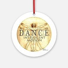 Dance Intelligent Motion Ornament (Round)