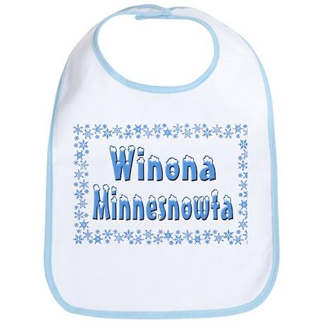 Winona Minnesnowta Bib