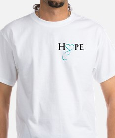 HopeTealRibbon T-Shirt