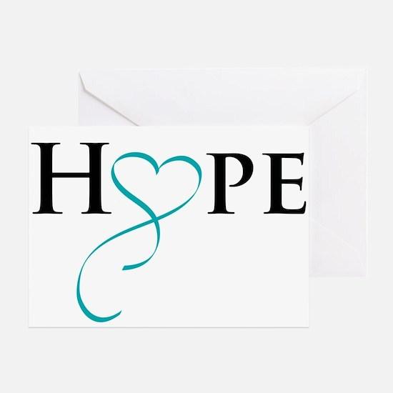 Unique Hope Greeting Card