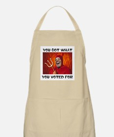 DEVIL IN DISGUISE Apron