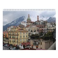 Amalfi Coast Wall Calendar