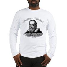 Galileo Galilei 03 Long Sleeve T-Shirt