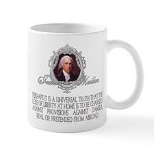 James Madison on Dangers Real Mug