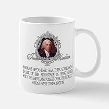 Madison on Arms and Governmen Mug