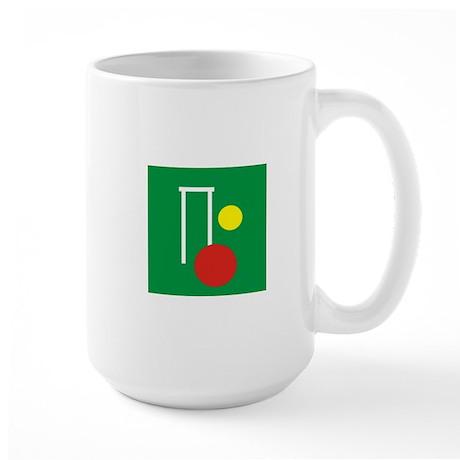 Croquet Large Mug