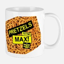 Cute Pretzel addict Mug