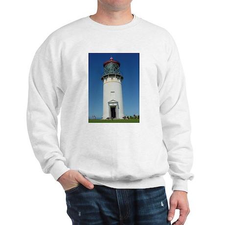 Kilauea Lighthouse Kauai Sweatshirt
