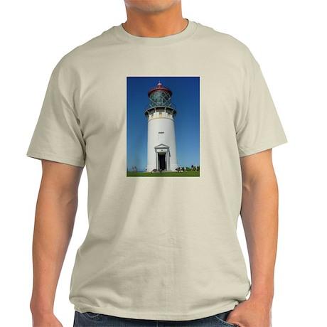 Kilauea Lighthouse Kauai Light T-Shirt