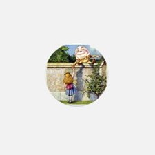 ALICE & HUMPTY DUMPTY Mini Button