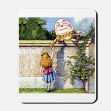 ALICE & HUMPTY DUMPTY Mousepad
