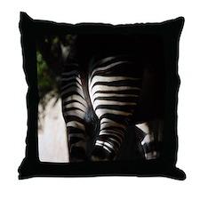 Okapi Butt Throw Pillow