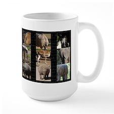 Animal Butts Coffee Mug