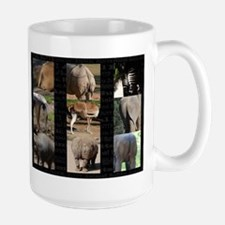 Animal Butts Coffee Mug