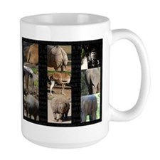 Animal Butts Mug