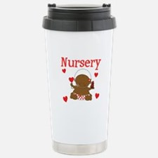 Nursery Stainless Steel Travel Mug