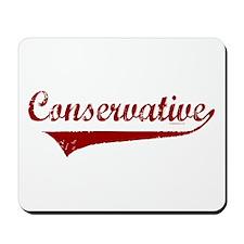 Conservative Mousepad