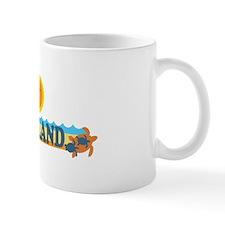 Fripp Island - Beach Design. Mug