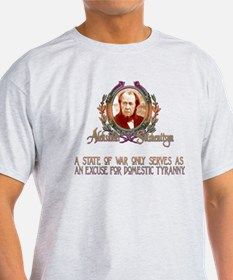 ALEKSANDR SOLZHENITSYN ON WAR T-Shirt