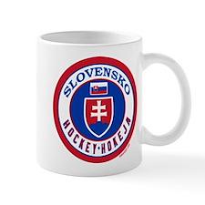 SK Slovakia/Slovensko Hockey Mug