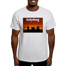Gettysburg Cannon T-Shirt