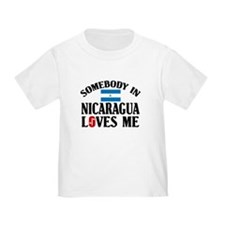 Somebody In Nicaragua T