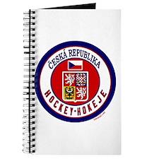 CZ Czech Rep Ice Hockey Journal