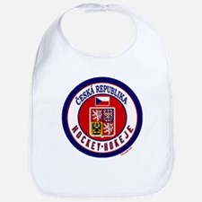 CZ Czech Rep Ice Hockey Bib