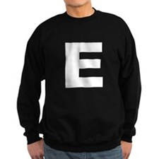 E (White) Sweatshirt