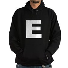 E (White) Hoodie
