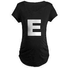 E (White) T-Shirt