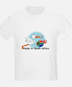 Stork Baby South Africa T-Shirt