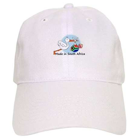 Stork Baby South Africa Cap