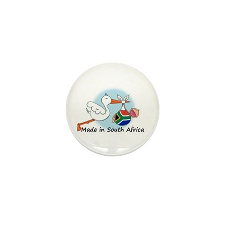 Stork Baby South Africa Mini Button