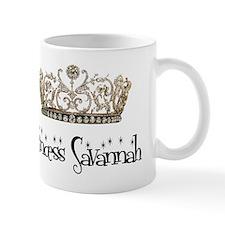 Princess Savannah Small Mug