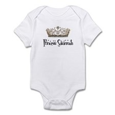 Princess Savannah Onesie