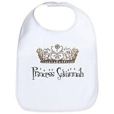 Princess Savannah Bib