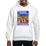 Millions of Troops Hooded Sweatshirt