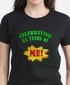 Funny Attitude 85th Birthday Tee