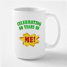 Funny Attitude 80th Birthday Mug