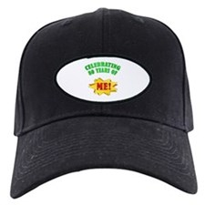Funny Attitude 80th Birthday Baseball Hat