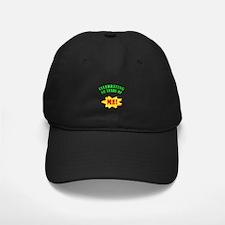Funny Attitude 80th Birthday Baseball Hat