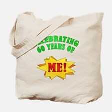 Funny Attitude 60th Birthday Tote Bag