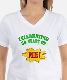 Funny Attitude 50th Birthday Shirt